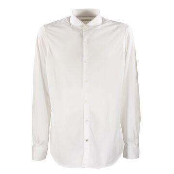 Loro Piana Andrew Shirt Cotton