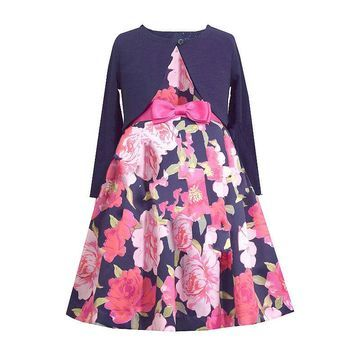 Bonnie Jean Girls Short Sleeve Dress Set