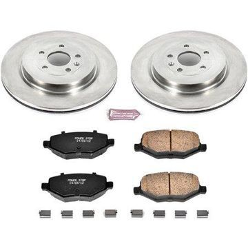 Power Stop KOE7724 Autospecialty OE Replacement Brake Kit -Rear