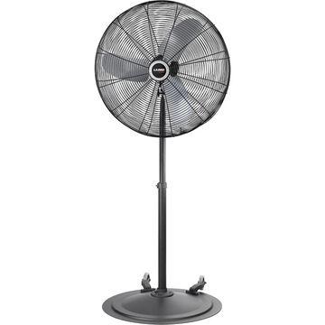 Lasko 30_ Max Performance Industrial Grade Oscillating Fan With Wheels