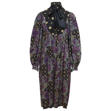 Emanuel Ungaro \N Multicolour Wool Dresses