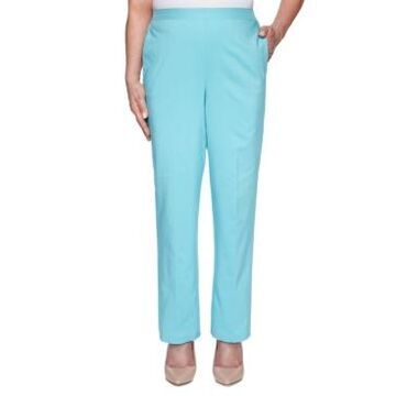 Alfred Dunner Sea You There Pull-On Pants
