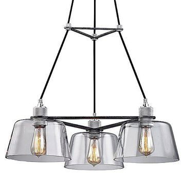 Audiophile Chandelier by Troy Lighting