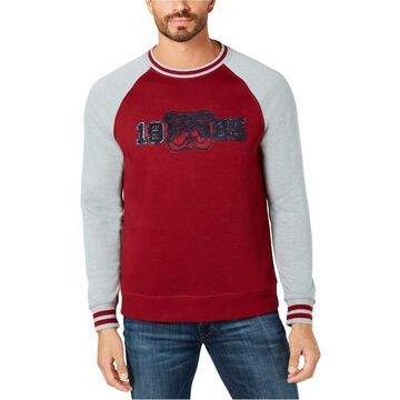 Club Room Mens Raglan Pullover Sweater