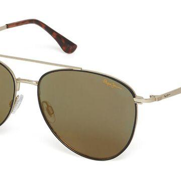 Pepe Jeans PJ5156 C7 Men's Sunglasses Silver Size 59