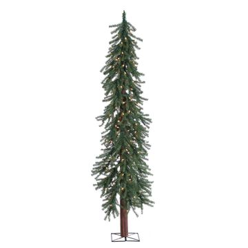 Sterling 6' Pre-Lit Alpine Artificial Christmas Tree