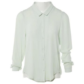 The Kooples Green Polyester Tops