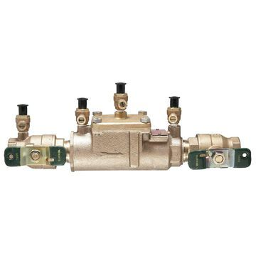 Watts 0063232 1in Female LF007M1-QT Double Check Valve Assembly