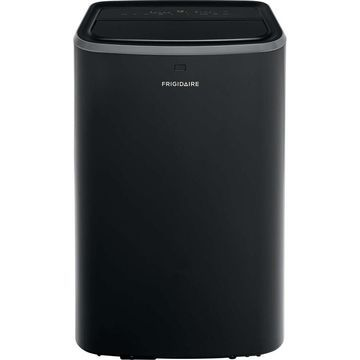 Frigidaire FFPH1222U1 12000 BTU 115 Volt Portable Air Conditioner with 4100 BTU Heater and Programmable 24-Hour Timer - Black