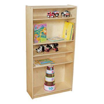 Wood Designs Contender Baltic Birch Bookcase