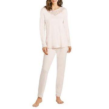 Hanro Madlen Cotton Pajama Set
