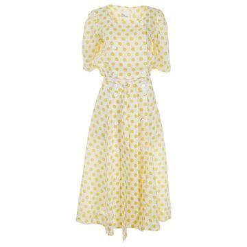 Lisa Marie Fernandez White Linen Dresses