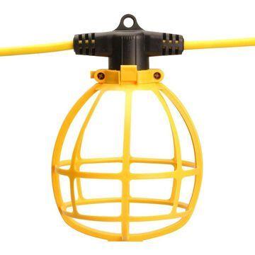 Southwire 1500-Watt Incandescent Portable Work Light in Yellow