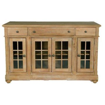 Liberty Furniture Harbor View Buffet, Sand Finish