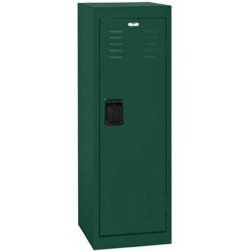 Sandusky 1-Tier Welded Steel Storage Locker, 48