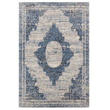 United Weavers Serenity Collection Sapna Rug, Beig/Green, 8X10.5 Ft