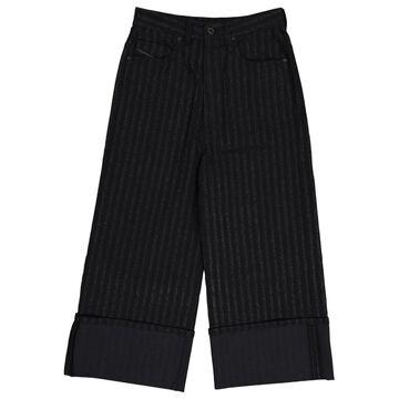 Diesel Black Gold Black Cotton - elasthane Jeans