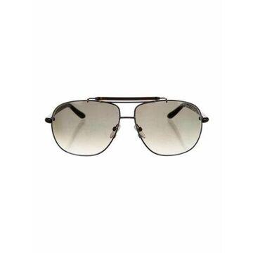 Erin Aviator Sunglasses Gold