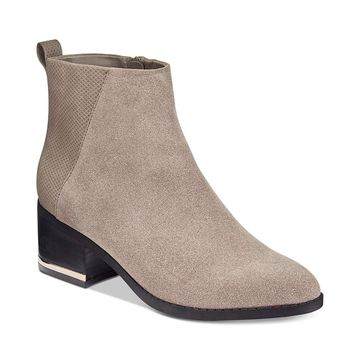 Call It Spring Womens Nunalla Pointed Toe Ankle Fashion Boots