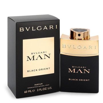 Bvlgari Man Black Orient by Bvlgari Eau De Parfum Spray 2 oz