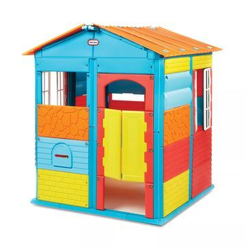 Little Tikes& Build-a-House Playhouse