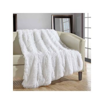 Chic Home Elana Fleece Blanket