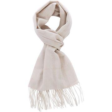 Burberry Beige Wool Scarves