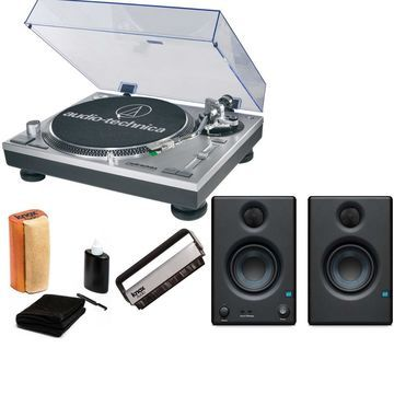 Audio-Technica AT-LP120 Turntable Bundle