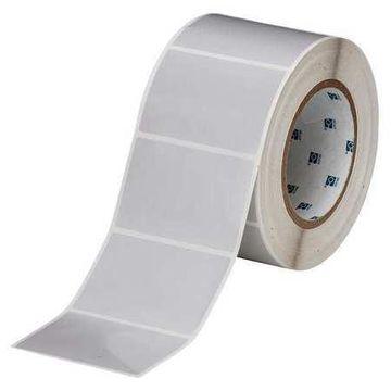 BRADY THT-19-480-1 Silver Polyester Wire Marker