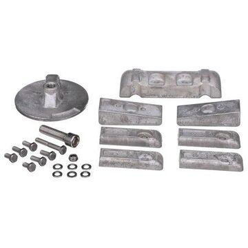 Seachoice 95131 Mercury Verado 6 Anode Kit, Magnesium, Cadmium-Free, Environmentally Friendly, For Fresh Water, Fits 6-Cylinder Engines