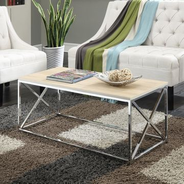 Convenience Concepts Belaire Coffee Table