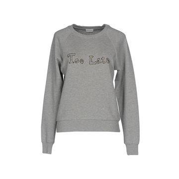 SAINT LAURENT Sweatshirts