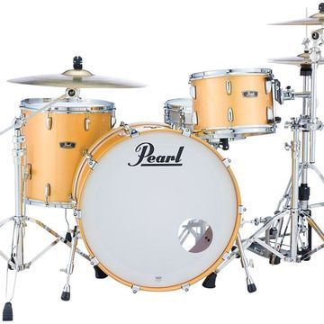 Vintage Hybrid Wood Fiberglass Series 3-Piece Shell Pack with 24 in. Bass Drum