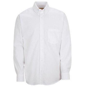 Red Kap Men's Long Sleeve Executive Oxford Dress Shirt
