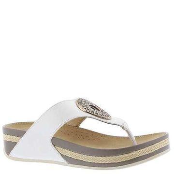 Wanderlust Womens Bessey Open Toe Casual Platform Sandals