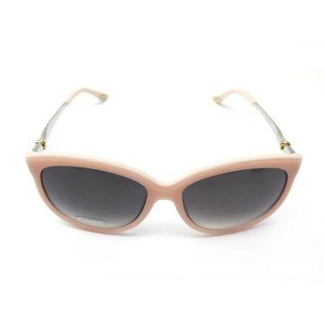 Cartier Beige Plastic Sunglasses