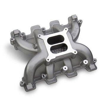 Holley Performance 300-129 Engine Intake Manifold