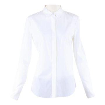 Dior White Cotton Tops