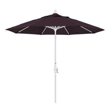 California Umbrella Golden State Market Tilt Pacifica Patio Umbrella, Multiple Colors