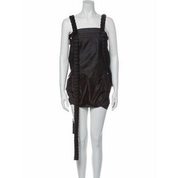 2008 Mini Dress Black