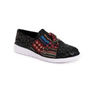 Muk Luks Women's Boardwalk Stepping Out Slip-On Sneakers Women's Shoes