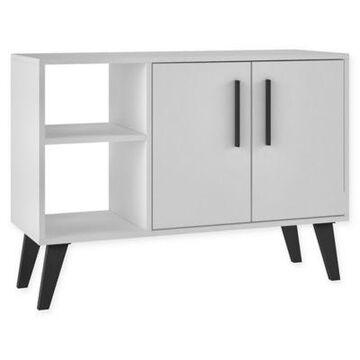 Manhattan Comfort Amsterdam Sideboard/Buffet in White