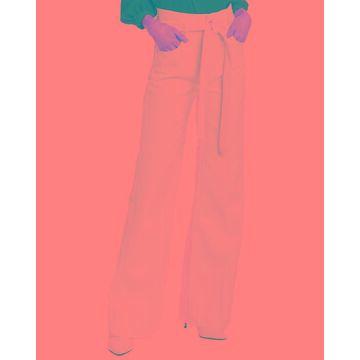 Dl1961 Premium Denim Hepburn Parowan High-Rise Wide Leg Jean