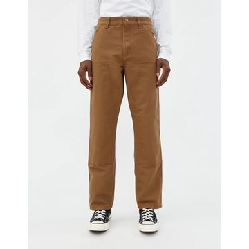 Double Knee Canvas Pant in Hamilton Brown