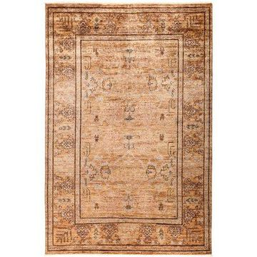 Solo Rugs One-of-a-kind Ziegler Hand-knotted Area Rug 6' x 9'