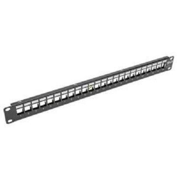 Tripp Lite 24-Port Blank Keystone/Multimedia Patch Panel - RJ45 Ethern