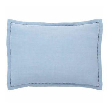 ED Ellen DeGeneres Soledad Blue Throw Pillow