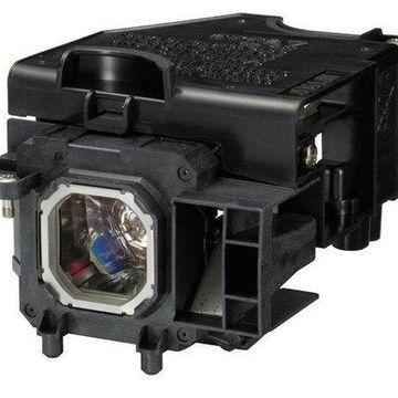 NEC P350X Projector Housing with Genuine Original OEM Bulb