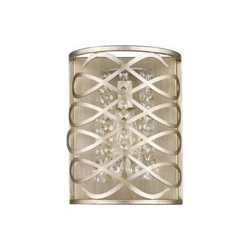 Acclaim Lighting IN41063 Brax Wall Sconce, Washed Gold