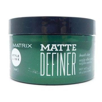 Style Link Matte Definer Beach Clay By Matrix - 3.4 Oz Clay